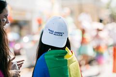 NC Pride 2016 (Dan   Hacker   Photography) Tags: nc northcarolina durham pride gaypride lgbtq 2016 parade politics vsco kodakporta160 85mm rainbow ncpride streetphotography