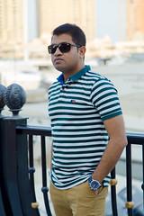 Murad (Nir Chowdhury) Tags: purple island purpleisland qatar portrait nir
