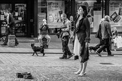 Street Opera singer in Keswick. (steve.gombocz) Tags: urbanstreet blacknwhite greyscale streetscene blackwhite whiteblack bwphotos bwstreetscenes bw bwstreet flickrbw bwflickr blackwhitephotos blackwhitephotographs flickrstreet blackwhitestreet bwstreetphotography streetlife street blackandwhite streetscenes streetphotographs streetphotography bwphotography streetbw noiretblanc schwarzundweiss negroyblanco zwartwit neroebianco sortoghvid mustavalkoinen svarthvitt svartoghvitt svartochvitt czarnyibiaty pretoebranco noirblanc negroblanco schwarzweiss nerobianco pretobranco olympus olympususers olympuscamerausers olympusbw olympusmzuiko25mmf18lens olympusdigitalcamerausers olympusblackwhite micro43rdsuk olympuszuikodigitalclub olympuseurope olympusstreet bwpictures olympusem5mark2 olympusm25mmf18 keswick keswickbw keswickgreyscale keswickmonochrome keswickscenes keswickphotographs keswickstreet keswickblackandwhite flickraddicts life streetmuscian streetmusic streetentertainment flickrblackandwhitephotos purestreet explorebw explorestreet photosinblackandwhite
