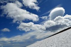 Right Round (Sotosoroto) Tags: dayhike hiking mtrainier burroughsmountain washington cascades mountains clouds snow