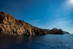 Entrada a Cala Cerrada (saparmo) Tags: murcia mediterrneo cala cerrada sol mar azul azohia rocas
