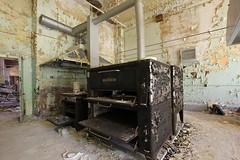 IMG_7761 (mookie427) Tags: urban explore exploration ue derelict abandoned hospital tuberculosis sanatorium upstate ny mental developmental center psychiatric home usa urbex