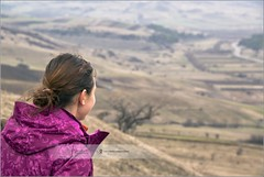 Admiring the view (Stefan Cioata) Tags: girl landscape photography nikon women europe exploring watching stefan explore romania transylvania horizont oneperson admiring cluj d800 cioata flickrandroidapp:filter=none