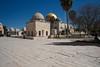 Domes on the Haram Ash-Sharif