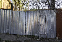 Fence: Silver City, New Mexico