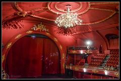Théâtre Sébastopol Lille (2.4 m views ! https://society6.com) Tags: show red rouge danse lille avril théâtre rideau salle conservatoire spectacle dansesébastopollille