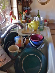Morning After (Room With A View) Tags: sink dishes ourdailychallenge
