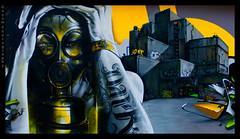 Graffiti ZM (Guyom Marais Photography) Tags: street urban streetart painting graffiti paint grafitti tag nuclear grafpark
