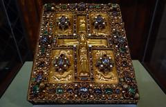 Upper Cover, Lindau Gospels