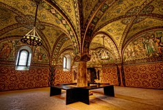 Elisabeth Hall (Batram) Tags: world castle heritage germany hall europe kultur thuringia holy elisabeth saal heilig erbe wartburg eisenach welt