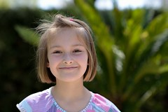 L. (PY Gallery) Tags: portrait nikon child enfant fille d800