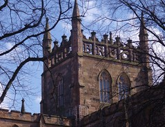The Tower of Dunfermline Abbey Church in Fife Scotland (conner395) Tags: scotland pittsburgh alba fife scottish escocia scotia szkocja caledonia conner carnegie esccia schottland andrewcarnegie robertthebruce schotland ecosse kingdomoffife scozia skottland skotlanti skotland    fifeshire  generaljohnforbes  davidconner daveconnerinverness daveconnerinvernessscotland   countyoffife
