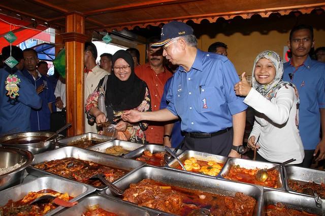 Program Turun Padang Bertemu Rakyat
