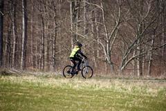 Tina (osto) Tags: people woman bike bicycle denmark europa europe sony bicicleta zealand bici tina dslr scandinavia danmark velo fahrrad vlo rower cykel a300 sjlland  osto alpha300 osto april2013 fietssykkel