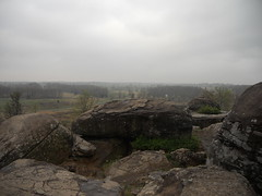 View from Little Round Top (MCandJenny) Tags: trip flowers mountain holiday canon spring gun ground battlefield troops hollow roundtop soilder gettysburgpennsylvania bsttle