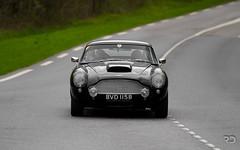 Start // DB4 GT (Raph/D) Tags: auto road black france castle sports car race start 2000 noir tour view martin front racing british db4 gt chateau aston sportscar racer dpart chevreuse optic valle db4gt dampierre