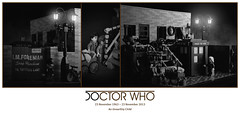 50 years of Doctor Who  04. An Unearthly Child (Xenomurphy) Tags: television child lego who anniversary sonic doctor doctorwho bbc series british timetravel dalek tardis cyberman weeping davies moffat tenant moc foreman timelord unearthly eccleston mattsmith barbarawright ianchesterton unearthlychild imforeman