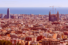 Que Barcelona crema...