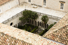 Franciscan Monastery Cloisters (Son of Groucho) Tags: croatia monastery dubrovnik cloisters franciscan 2013