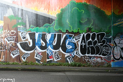 JOUG x OGER (rp.mag) Tags: seattle graffiti vrs oger joug 2013 jougs rpmag