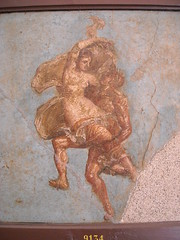 """Satyr and Maenad"" from Pompeii - Naples Archaeological Museum (* Karl *) Tags: italy pompeii napoli naples pompei archaeologicalmuseum icapture napoliarcheologico"