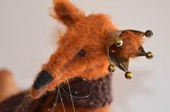 Kingston Rat (mekare_nl) Tags: rat handmade kingston mohair mekare mekarebears