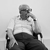 The thinker (big andrei) Tags: leica old bw man shop thinker barber m8 rodin m82 summicronm 35mm20