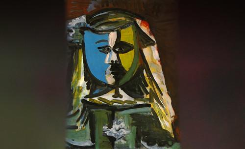 """Meninas, iconósfera de Diego Velazquez (1656), estudio de Francisco de Goya y Lucientes (1778), paráfrasis y versiones Pablo Picasso (1957). • <a style=""""font-size:0.8em;"""" href=""""http://www.flickr.com/photos/30735181@N00/8746866369/"""" target=""""_blank"""">View on Flickr</a>"""