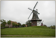 Greetsiel, Duitsland (Michael Neeven) Tags: haven mill germany deutschland mhle harbour windmills hafen molen duitsland windmhle windmolens greetsiel greetiel