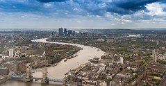View from the Shard - East (Andrew Bloomfield Photography) Tags: city london thames skyline towerbridge river view canarywharf viewfromtheshard