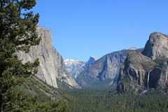 Yosemite National Park 21 (rezansky) Tags: california halfdome yosemitenationalpark bridalveilfalls cloudsrest cathedralrocks sentinelrock elcapitn
