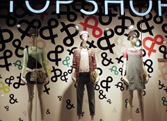 Make your choices (thomas100) Tags: window shop three mannequins clothes shopfront topshop