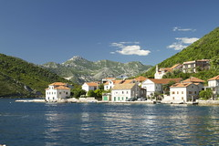 Across The Bay (TravellingMiles) Tags: bay montenegro