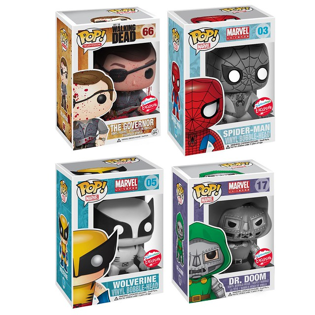 SDCC 2013 FUNKO X fugitive toys 聯名限定商品 網路預購限時加開