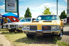 442 x 2 (adamin_detroit) Tags: oldsmobile 442 sonyalpha