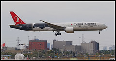 TC-JJN Turkish Airlines Batman v. Superman Boeing 777-300 (Tom Podolec) Tags: this image may be used any way without prior permission  all rights reserved 2015news46mississaugaontariocanadatorontopearsoninternationalairporttorontopearson