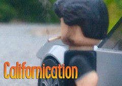 (The FUDGY) Tags: californication hank moody porshe custom lego