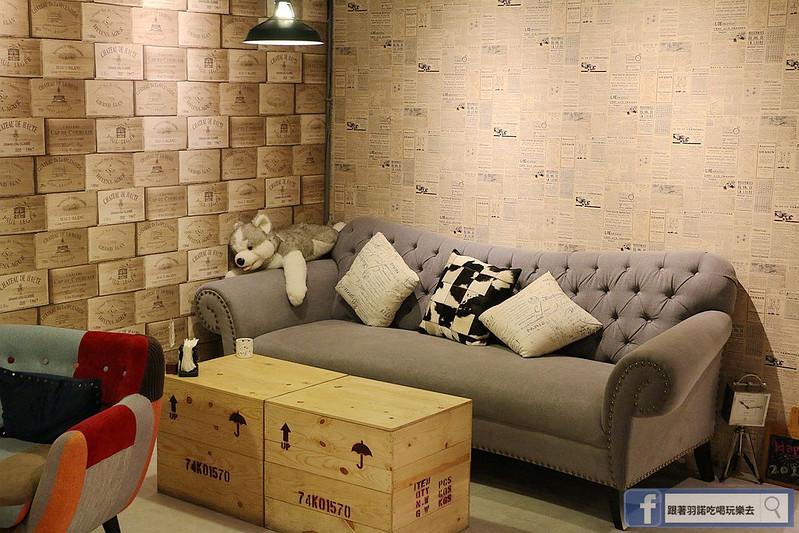 A place cafe捷運中山國中站友善寵物餐廳015