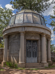 Lowell Observatory (Pyrat Wesly) Tags: canon 6d tamron2875mmf28 lowellobservatory astronomy historic flagstaff arizona telescope research education percivallowell mausoleum pyratwesly