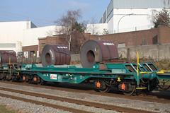 Type 3614 E2 @ Genk (Pim Van Gestel) Tags: nmbs sncb type 3614 e2 coils car coil wagen wogon