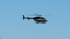 NYC DEP Chopper (blazer8696) Tags: 2016 ecw kswf ny newwindsor newyork swf stewart stewartterrace t2016 usa unitedstates air airshow show 1997 407 bell city dep department environmental helicopter img1629 n407ep newyorkcity nyc protection rotorcraft police