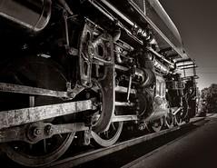 Iron Works on the Rail (Charlie Day DaytimeStudios) Tags: ca california fremontca locomotive nilecanyon nilesca nilescanyonrailroad nilesrailroad railequipment railsystems railroadtracks railroading railroadsstation sanfranciscobayarea steamlocomovtive sunol sunolca trainengine trains