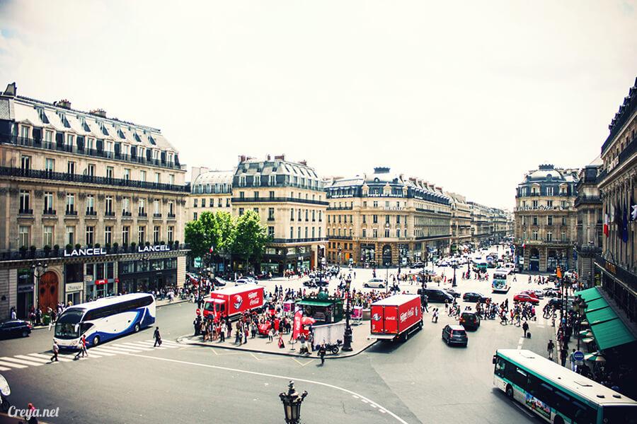 2016.08.21 ▐ 看我的歐行腿▐ 法國巴黎加尼葉歌劇院 05