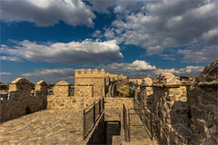Walking tour over the walls of Avila / Spain 2016 (zilverbat.) Tags: spanje travel tourist town tripadvisor avila spain image innercity walking zilverbat clouds medieval unescoheritage unesco canon outdoor tourism extremadura wall visit world