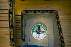 Timing of the World (GRO Photography) Tags: pendulum pennsylvania discovery franklininstitute compass philadelphia science stairs