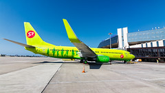 S7 B737 (denlazarev) Tags: aerspot2016 boeing b737 boeing737800 vqbkv terminal s7airlines baselaero caucasus russia runway clouds canon air aviation airline airplane airport aircraft airliner sky spotting fly photo plane lightroom    outdoor takeoff airbus sochi adler aer urss mountains