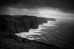CliffsofMoher (1 av 3)_pe (PeterSundberg66 former PeterSundberg65) Tags: ireland cliffs moher coast atlantic clouds cliff nature dark watch