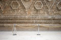The Mshatta Facade (daniel_james) Tags: 2016 berlin germany europe museuminsel museumisland pergamonmuseum mitte canon1022mm mshattafacade islamicart archeology