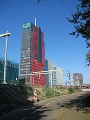 World Trade Center Almere (NL) (streamer020nl) Tags: almere flevoland holland nederland netherlands niederlande paysbas aerial view luchtfoto luchtopname toren tower wtc 2016 worldtradecentre worldtradecenter polder carlton