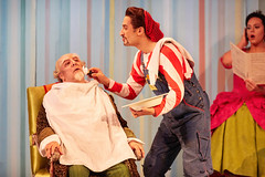 Who was the Barber of Seville?